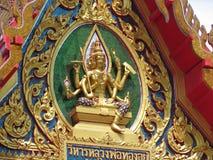 Uderzenia Saray Wat Sattahip Jomtien Pattaya karnisz Obrazy Stock