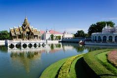 Uderzenie w pałac Zdjęcia Royalty Free