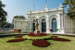 Uderzenie w, Royal Palace, Tajlandia Obraz Royalty Free