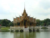 Uderzenie w Royal Palace, Tajlandia Zdjęcie Royalty Free