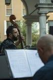 Udin & Jazz festival. A concert in Udin & Jazz festival 2015 in Udine Italy Royalty Free Stock Photo
