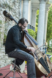 Udin & Jazz festival. A concert in Udin & Jazz festival 2015 in Udine Italy Stock Images
