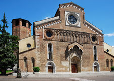 Udine Duomo Royalty Free Stock Photography