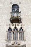 Udine, facciata della costruzione Fotografia Stock Libera da Diritti