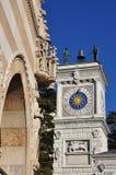 Udine, Friuli Venezia Giulia, Italy. Main square monuments Stock Image
