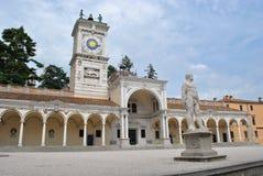 Udine, Italie Photos libres de droits