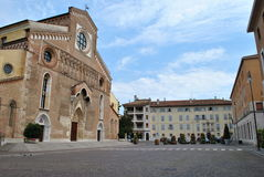Udine, italy Royalty Free Stock Photo