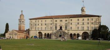 Udine le château photo libre de droits