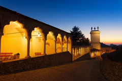 Free Udine, Loggia And Clock Tower Royalty Free Stock Photos - 62178708