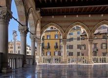 Udine Loggia del Lionello Stock Photography