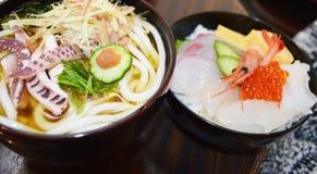 Udon Lizenzfreies Stockfoto