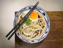 Udon de Ontama Foto de Stock