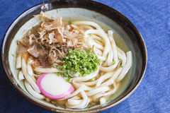 Udon Japanese Noodles Stock Photos