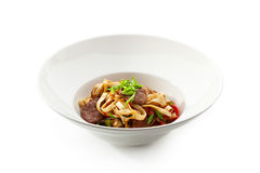 Udon with Lamb Stock Photos