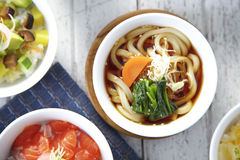 Udon noodle Royalty Free Stock Photography