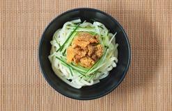 Udon Noodle Soup Stock Image