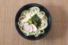 Udon Noodle Soup Royalty Free Stock Photo