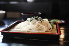 Udon noodles Royalty Free Stock Photos