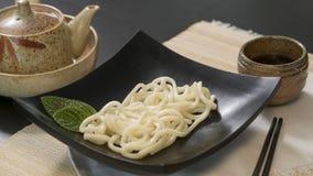 Udon Noodles Japanese cuisine Stock Images