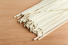 Udon noodles Stock Photography