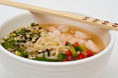 Udon Soup Royalty Free Stock Photo