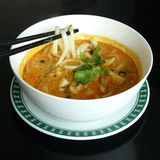 Udon tom yum goong Stock Images