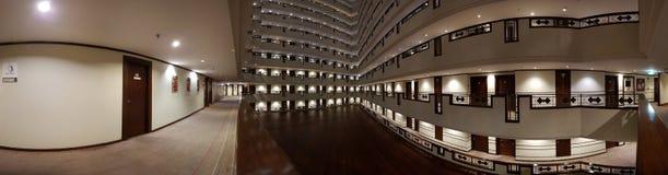 Udontani hotelowy szeroki widok Obraz Royalty Free