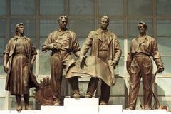 UDSSR barockes #3 Lizenzfreie Stockbilder