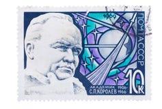UDSSR - CIRCA 1969: Eine Briefmarke druckte in den Shows p lizenzfreie stockfotografie