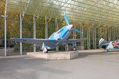 UDSSR-Flugzeug des Zweiten Weltkrieges Stockfotos