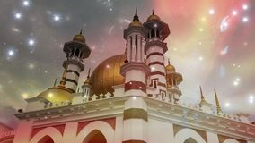 Udubiah mosque royalty free stock photography