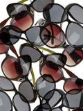 udziałów okulary przeciwsłoneczne Obraz Stock