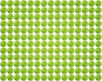 Udział zielone pigułki Fotografia Stock