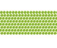 Udział zielone pigułki Obrazy Royalty Free