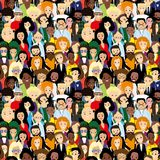 Udziały różnorodni ludzie Obraz Royalty Free