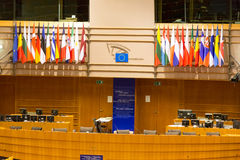 UE Bruksela Obraz Royalty Free