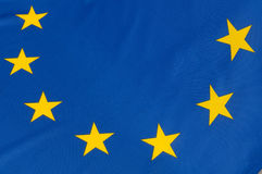 UE zaznacza Obrazy Stock