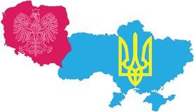 uefa 2012 мест Стоковые Изображения RF