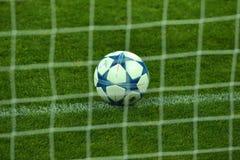 UEFA Champions' liga piłka Obraz Royalty Free