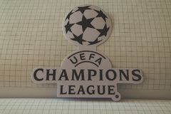 UEFA Champions League Fotografia Stock
