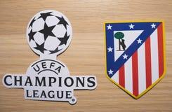 UEFA Champions League lizenzfreies stockbild