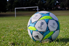 UEFA Champions League 2012 Ball - Final Royalty Free Stock Images