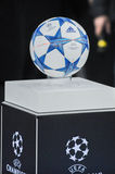 UEFA Champions' League ball Stock Photography