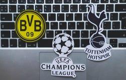 UEFA Champions League stock photography