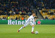UEFA Champions League: FC δυναμό Kyiv β Benfica Στοκ εικόνα με δικαίωμα ελεύθερης χρήσης