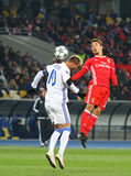 UEFA Champions League: FC Dynamo Kyiv v Benfica Stock Photography