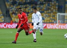 UEFA Champions League: FC Dynamo Kyiv v Benfica Stock Photography