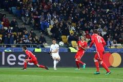 UEFA Champions League: FC Dynamo Kyiv v Benfica Stock Images