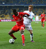 UEFA Champions League: FC Dynamo Kyiv v Benfica Stock Photo