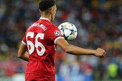 UEFA Champions League Final 2018 Real Madrid v Liverpool Royalty Free Stock Photos